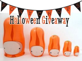 Halloween Giveaway by ponychops