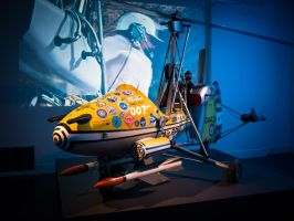 Modified WA 116 Autogyro Little Nellie by CelticObscura