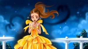 Beauty and the Beast: Belle by Naschi
