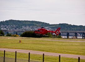 Northern Lighthouse Board Chopper II by DundeePhotographics