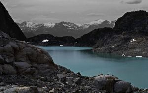 Wedgemount Lake by IvanAndreevich
