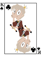 The King of Clubs by GamzyJam