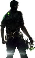 Sam Fisher Render By Ashish913 by Ashish-Kumar