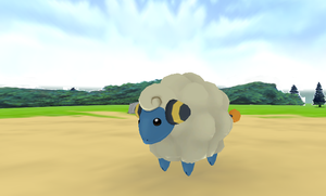 mareep + DL by Valforwing