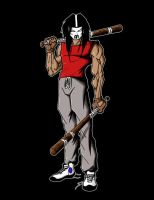 Casey Jones by lusiphur