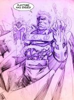 Magneto by jonathan-rector
