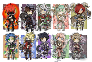 Male adopts - Closed by Decora-Adopts