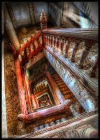 Stairs by Drchristophers
