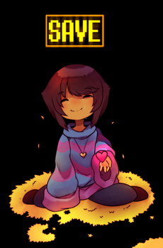 [ SAVE ]  Undertale by pekou