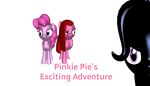 Pinkie Pie Exciting Adventure Poster by Austin624fan