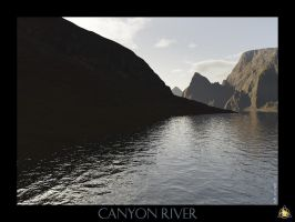Cayon River by 7of9