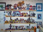 My Transformers Collection by artemis-prime