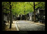 Pere  Lachaise. by Azram
