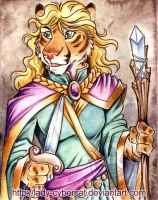 Tigress Adventurer by lady-cybercat