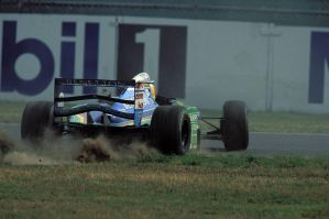 Michael Schumacher (Germany 1994) by F1-history