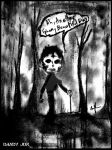 Death Boy: Another Gloomy Daze by Dandy-Jon