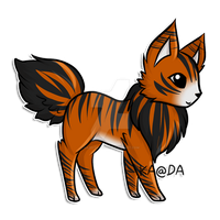 Fructus Vulpes: sevonite by Kuro-Creations