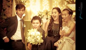 NOT MY TWIN BROTHERs WEDDING by paultan