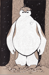 Day 3: Baymax by Epiphron