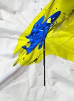 yellow and blue too by pseudopod