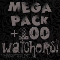 +Mega Pack +100 Watchers^^ by RespectToYou