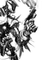 Robot 02 by Dhutchison