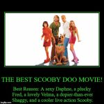 Scooby Doo 2002 Poster! by Amphitrite7