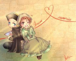APH: Precious memories by marialife