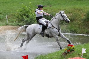 3DE Cross Country Water Obstacle Series IX/9 by LuDa-Stock