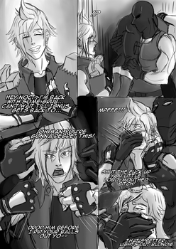 Noct Out Page 3 by boundaru