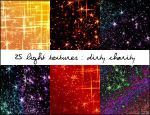 Star Light Textures - Set 2 by DirtyCharity