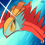Day 6-Hawlucha by ParadigmPizza
