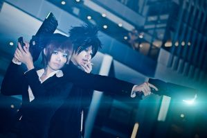 Psycho-pass 3 by mellysa