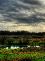 Floodplain Wageningen, NL - tonemapped by keecee1