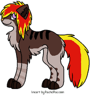 Zelda scene wolf breedable by DreamCreator77