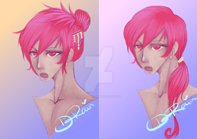 Raspberry Concept 1 by DraconianRain