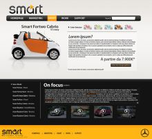 Smart, Speed Layout by Svengraph