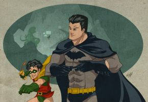 Bruce and Jay by E04
