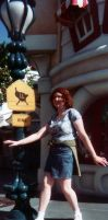 Chicken Crossing in Toon Town by Dreamerzina