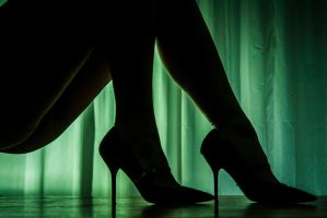 High heels by TLO-Photography