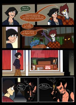 The Costume Shop Ch 2 Pg 18 by DR4WNOUT