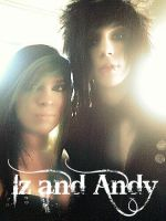 Me and Andy by Izeila
