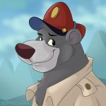 Fan Favorite Series #17 - Baloo (TaleSpin) by sophiecabra