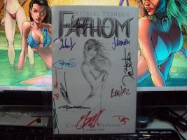fathom signed by el-sour-maldito