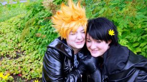 Roxas och Xion - Le Derp! by Millahwood