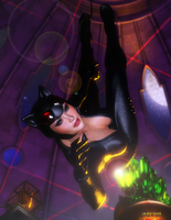 Catwoman by Agr1on
