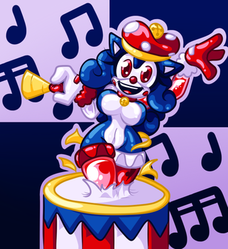CMSNCollab - Clowning Around At The Speed Of Sound by Quarma