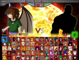 AFL 5 - Character Select by Angus-Nitro