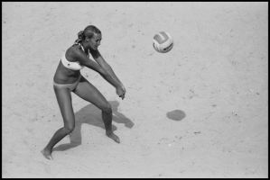 Beach Volley III by mnca
