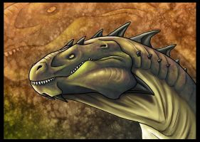 Random Dragonhead by mythori